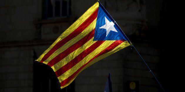 La estelada, la bandera por la independencia de