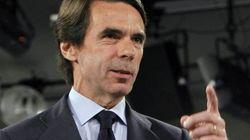 Aznar elogia la