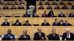 Trump se estrena en la ONU pidiéndole