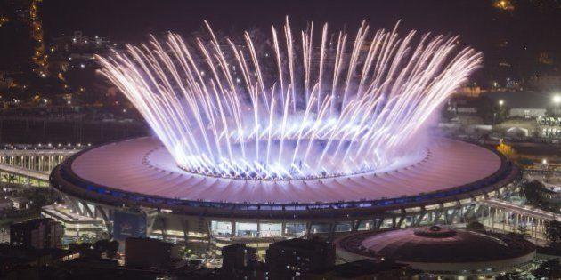 La ceremonia de apertura de los Juegos, resumida en 7
