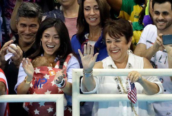 Phelps ya lleva 23 medallas olímpicas, 19 de ellas de
