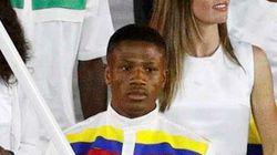 El abanderado de Namibia, segundo deportista olímpico detenido por acoso