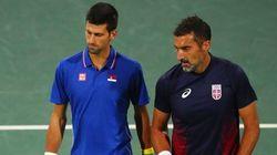Djokovic consuma el disgusto olímpico con la despedida en el