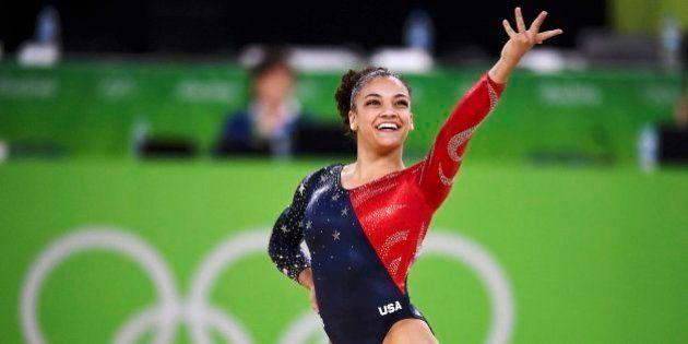 Por qué esta gimnasta se ha convertido en un símbolo en