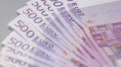 Decenas de billetes de 500 euros atascan varios retretes de