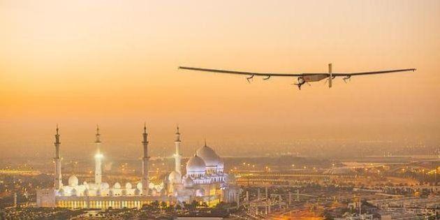 'Solar Impulse': el futuro ya no es lo que