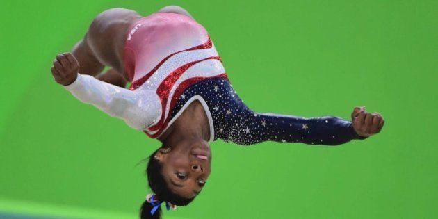 El ejercicio de suelo con el que Simone Biles ha enamorado al