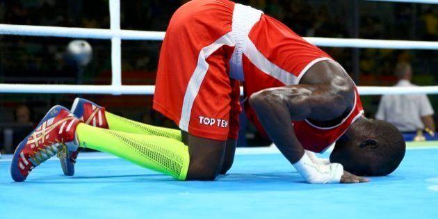 El español Sissokho revela que compitió en Río con un tumor en el