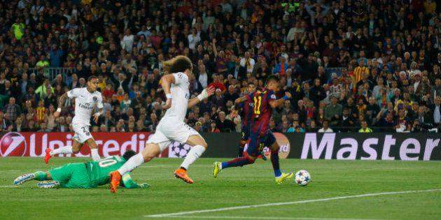 El Barça desconecta al PSG en diez minutos