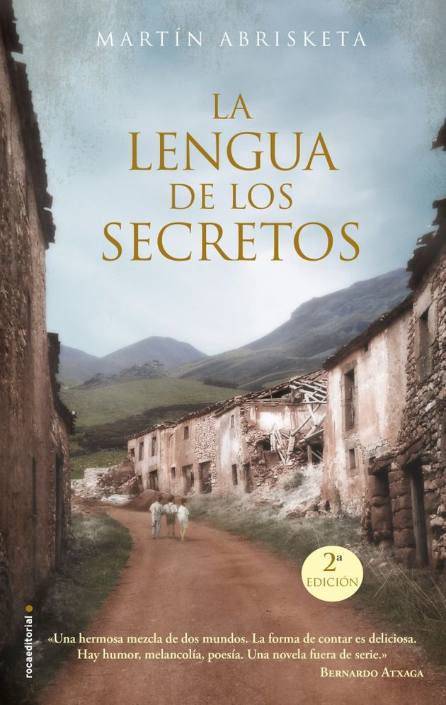 'La lengua de los secretos': una tabla de salvación gracias a mi