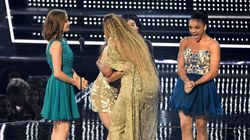 La divertida reacción de las 'Final Five' al conocer a