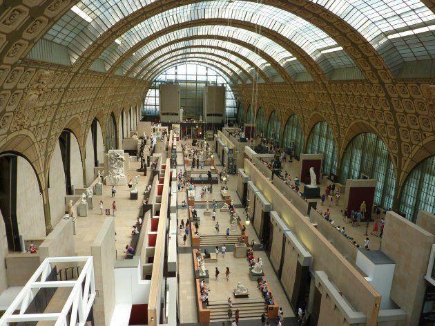 El Museo de Orsay de París, elegido mejor museo de