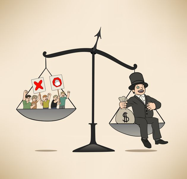 Qué igualdad nos quieren vender para España ¿La libertad es
