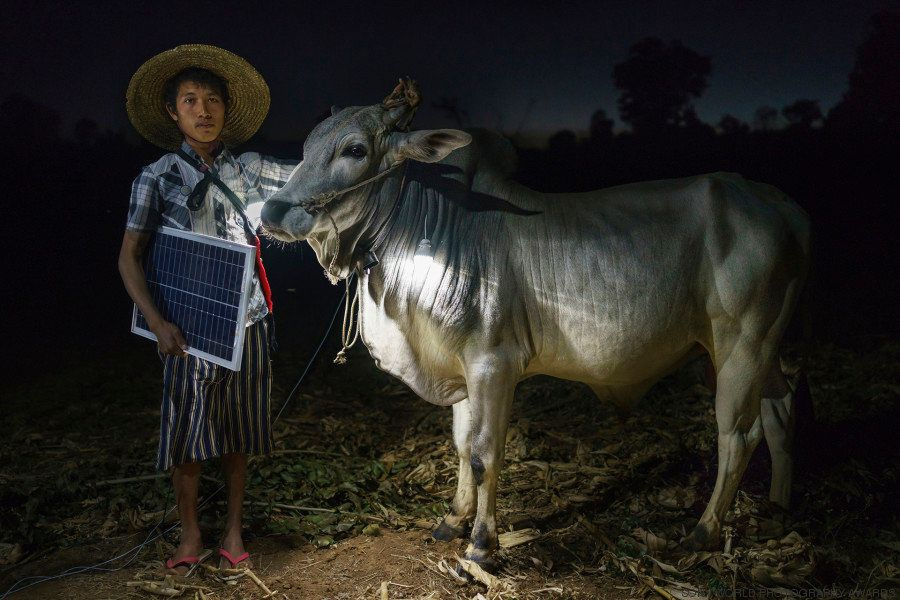 El español Rubén Salgado, fotógrafo de Retratos del año en los Sony World Photography Awards