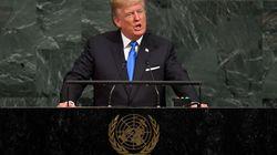 """Trump amenaza en la ONU con """"destruir completamente Corea del"""