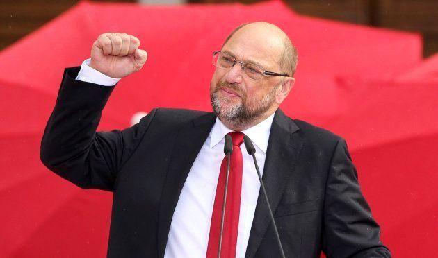 Martin Schulz, candidato del