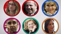 El lío de las candidaturas de Madrid, explicado en menos de 2