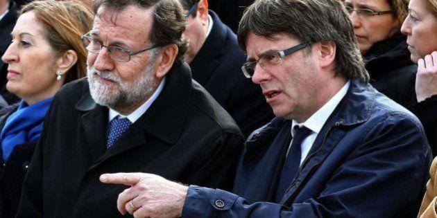 El trolleo de Puigdemont a Rajoy tras su defensa a Felipe