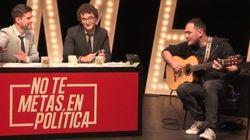 Así suenan las frases 'célebres' de Rajoy cantadas por Ismael
