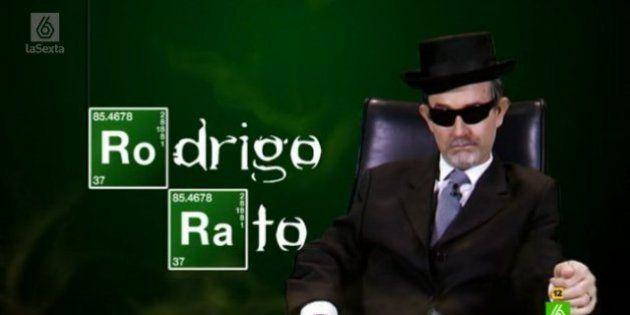Joaquín Reyes imita a Rodrigo Rato: vídeo de El
