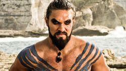 Khal Drogo mide 1,93. ¿Cómo son sus