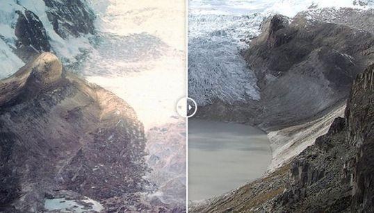 6 fotones interactivos que muestran cómo el calentamiento global ha cambiado el