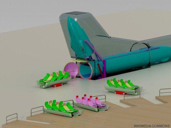 Cinco medios de transporte que podríamos usar en el