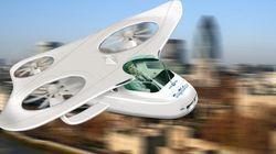 ¿Listo para volar? Cinco medios de transporte que podríamos usar en el