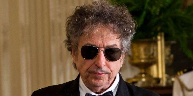 Bob Dylan a la Academia Sueca sobre el Nobel: