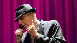 Leonard Cohen ha dicho esto sobre el Nobel de Bob