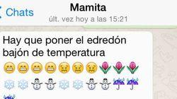 WhatsApps de madres: por sus mensajes las