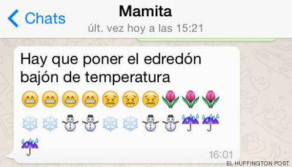 WhatsApps de madres: por sus mensajes las conocerás (TUITS,