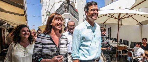 Sánchez arranca su 'tournée': El espíritu de
