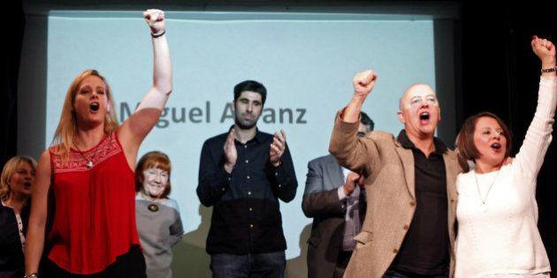 El 'sanchismo' capitaliza la plataforma madrileña que exige
