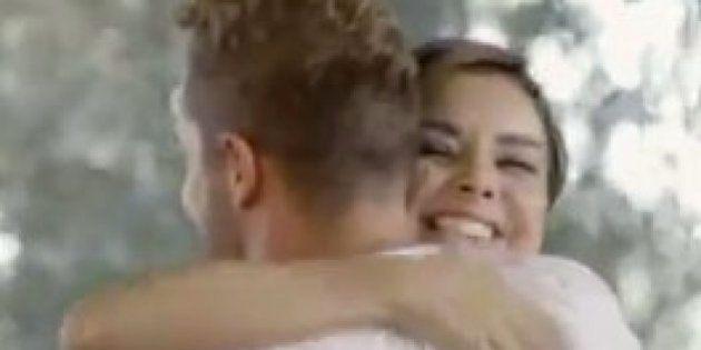 Bisbal y Chenoa se abrazan, Rosa llora y Twitter
