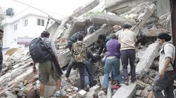 Cerca de 2.000 muertos por el devastador terremoto de