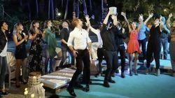 El emotivo final de 'OT': todos juntos cantan 'Mi música es tu