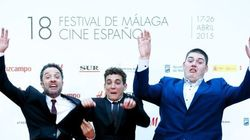 Alfombra roja del Festival de Málaga 2015