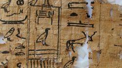 ¿Cómo superar la resaca? Un papiro egipcio te lo