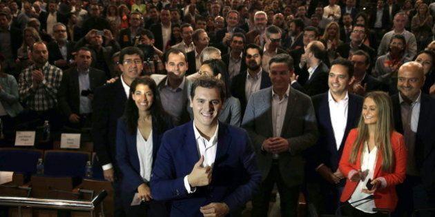 Rivera pide al PSOE que la marcha de Chaves y Griñán conste