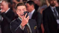 Justin Timberlake infringe la ley por hacerse un