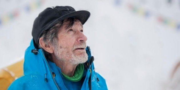 Carlos Soria, alpinista español: 'Hemos sentido crujir la