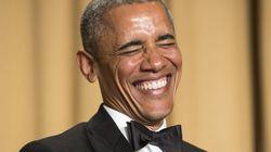 Obama se suelta la