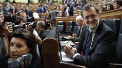 Rajoy se agarra al