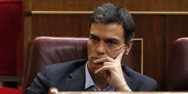 Pedro Sánchez, sobre Antonio Hernando: