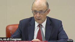 Montoro dice que hay que controlar el presupuesto catalán para velar por el objetivo de estabilidad y déficit público de la