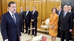 La agenda de Rajoy: jurar el cargo y pensar su