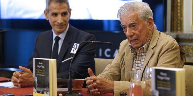 Vargas Llosa, sobre Cataluña:
