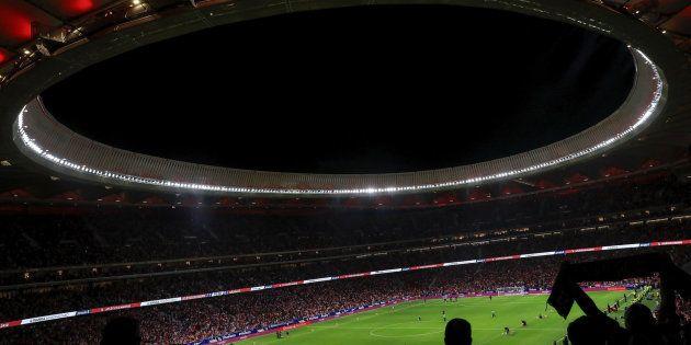 El Wanda Metropolitano acogerá la final de la Champions League en