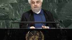 Rohani avisa de que Irán